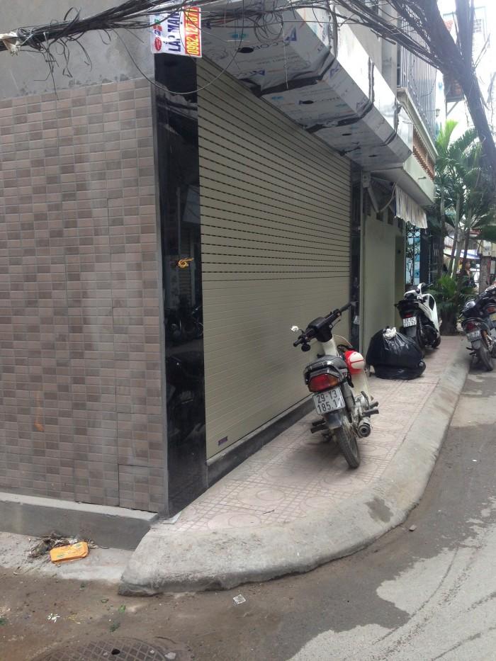 Bán nhà mới đẹp, lô góc hai mặt ngõ, KD ô tô vào nhà, phố Kim Ngưu,DT42m MT 5m
