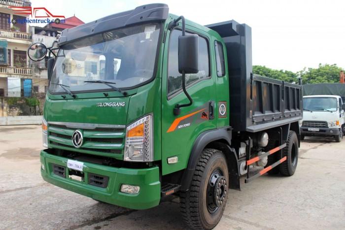 Bán xe Trường Giang tải 1 cầu 8 tấn 55 giá rẻ tại Quảng Ninh 0