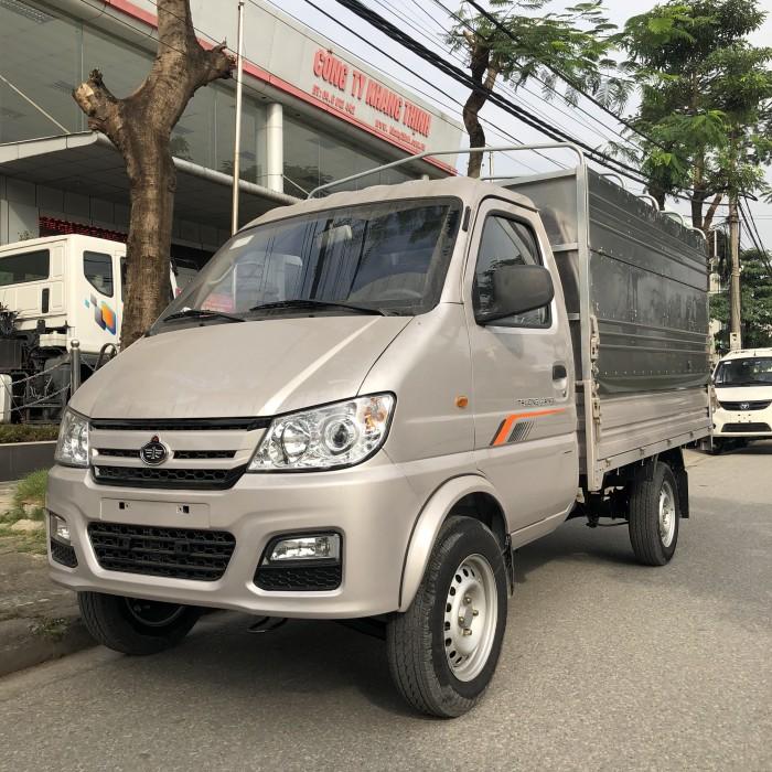 Xe tải nhẹ Trường Giang Changan KY 5 Thùng mui bạt 825 kg 0