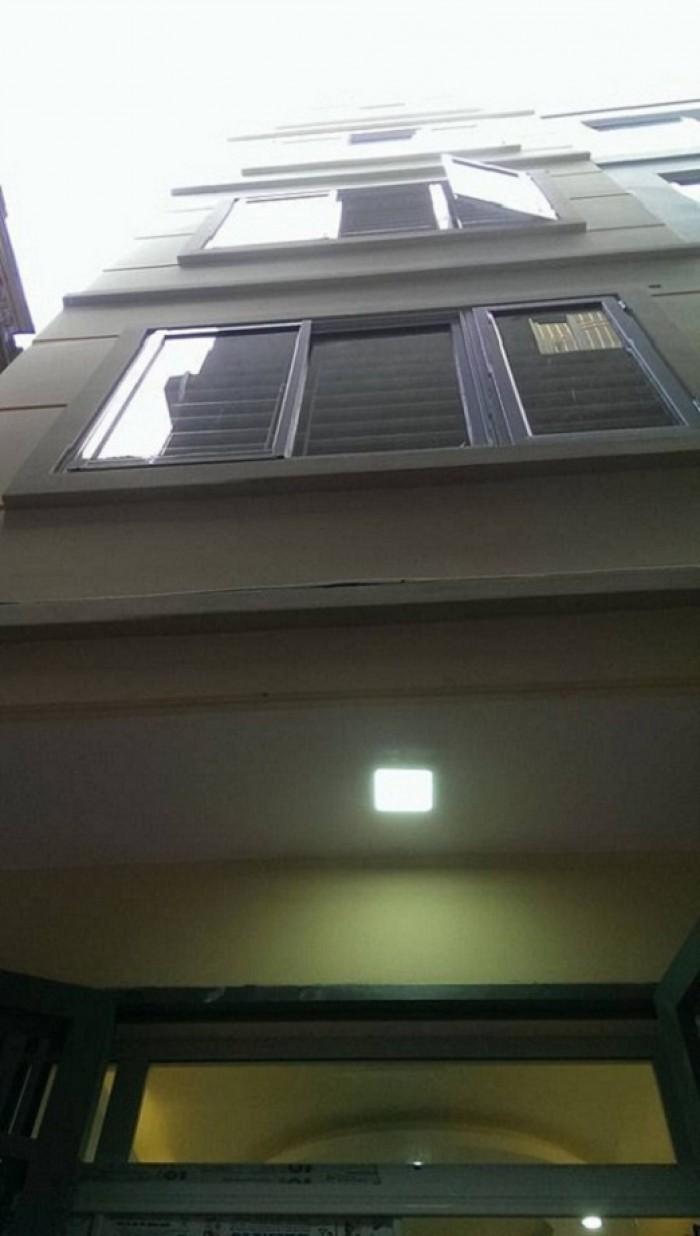 Nhà Yên Nghĩa 30m2*4T xây mới có ngõ rộng.