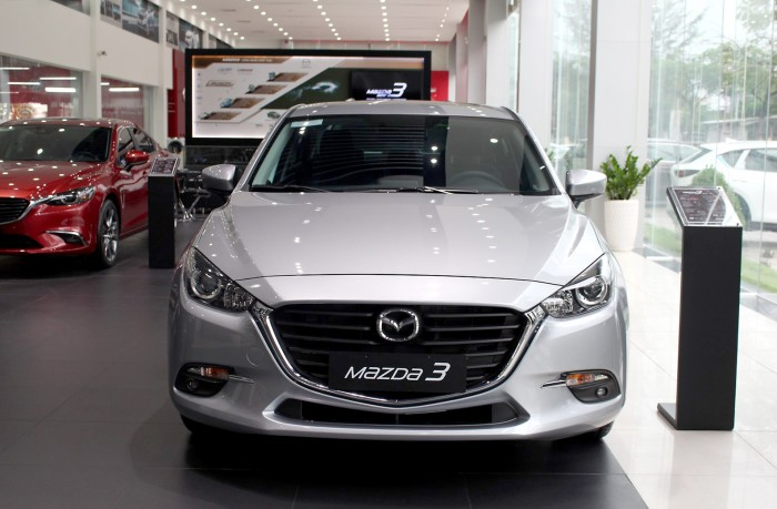 Giảm Nóng 20Trieu Khi Mua Mazda 3 - Giá Tốt Nhất HCM - Giao Xe Trước Tết