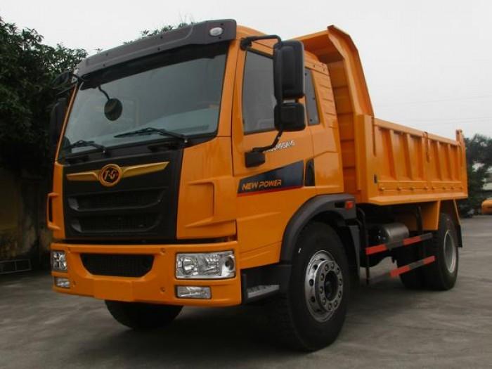 Bán xe tải ben Trường Giang 8,75 tấn giá rẻ tại Quảng Ninh