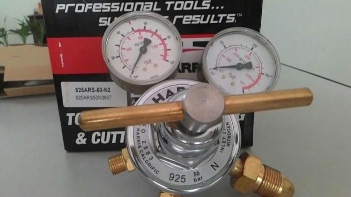Đồng hồ giảm áp nitơ Messer Harris Yildiz12