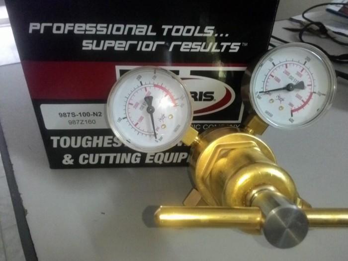 Đồng hồ giảm áp nitơ Messer Harris Yildiz13