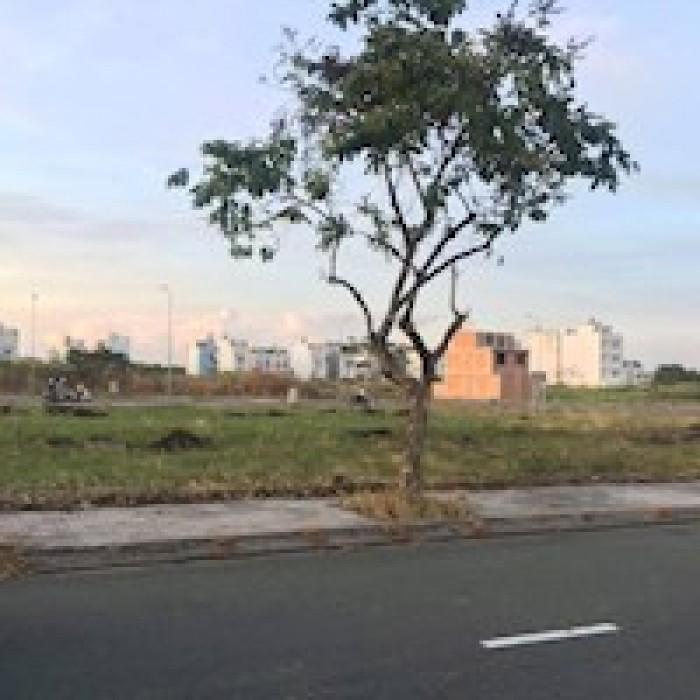 Nhân dịp cuối năm Ngân hàng thanh lý đất, đường QL50, diện tích 550m2, Bình Chánh, HCM