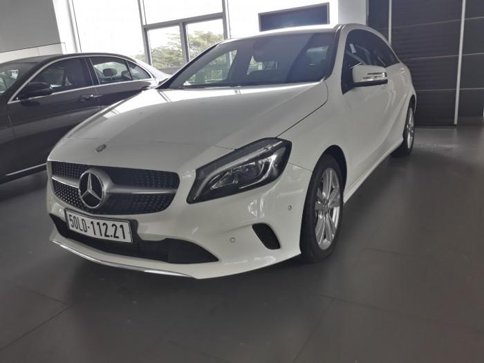 Mercedes-Benz A200 sản xuất năm 2017 Số tự động Động cơ Xăng