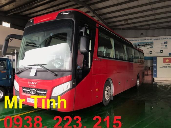 Bán xe u 45-47 chỗ Thaco mới 2018-2019 tại sài gòn 9