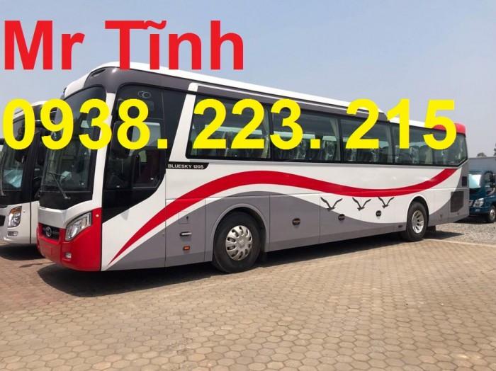 Bán xe u 45-47 chỗ Thaco mới 2018-2019 tại sài gòn 7