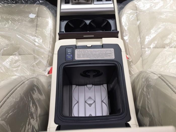Bán xe Lexus GX 460 sx 2016 full option, màu đen, nhập khẩu mới 100% LH: 0982.842838 21