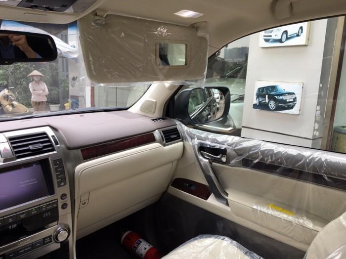 Bán xe Lexus GX 460 sx 2016 full option, màu đen, nhập khẩu mới 100% LH: 0982.842838 23