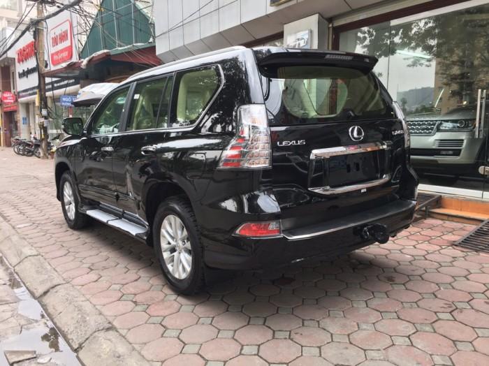 Bán xe Lexus GX 460 sx 2016 full option, màu đen, nhập khẩu mới 100% LH: 0982.842838 4