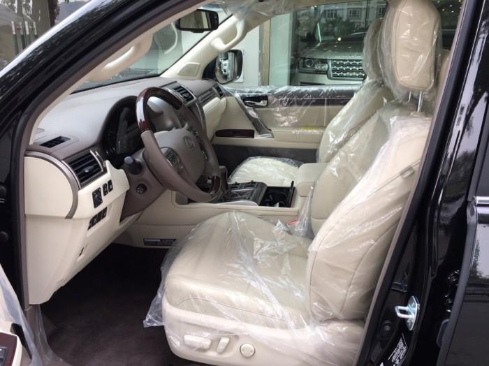 Bán xe Lexus GX 460 sx 2016 full option, màu đen, nhập khẩu mới 100% LH: 0982.842838 11