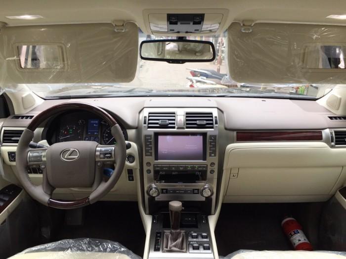 Bán xe Lexus GX 460 sx 2016 full option, màu đen, nhập khẩu mới 100% LH: 0982.842838 10