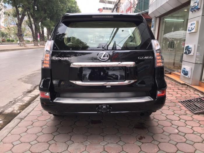 Bán xe Lexus GX 460 sx 2016 full option, màu đen, nhập khẩu mới 100% LH: 0982.842838 3