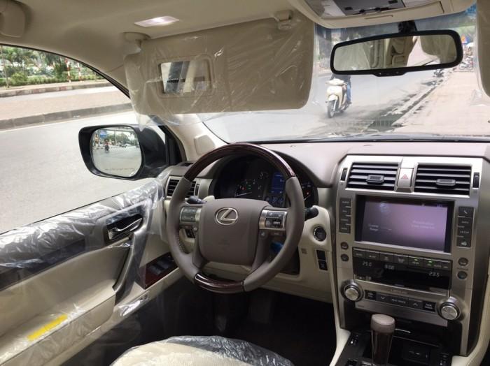 Bán xe Lexus GX 460 sx 2016 full option, màu đen, nhập khẩu mới 100% LH: 0982.842838 19