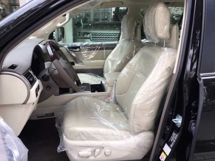 Bán xe Lexus GX 460 sx 2016 full option, màu đen, nhập khẩu mới 100% LH: 0982.842838 14
