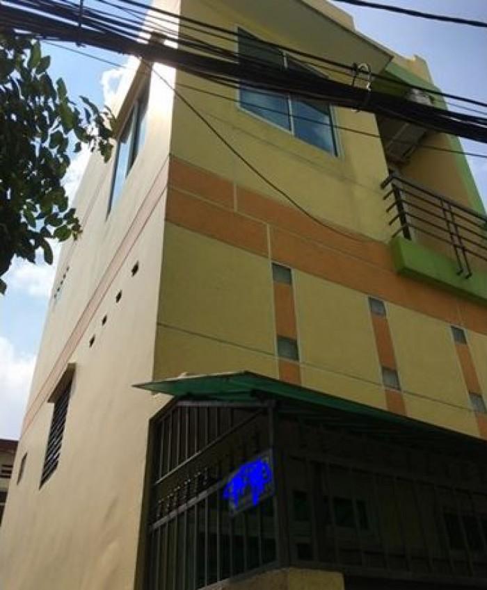 Cho thuê nhà đường Nguyễn Thiện Thuật, Bình Thạnh
