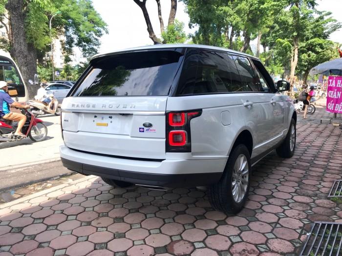 Bán LandRover Range Rover HSE 3.0 2018, màu trắng, nhập khẩu Mỹ  LH: 0982.842838