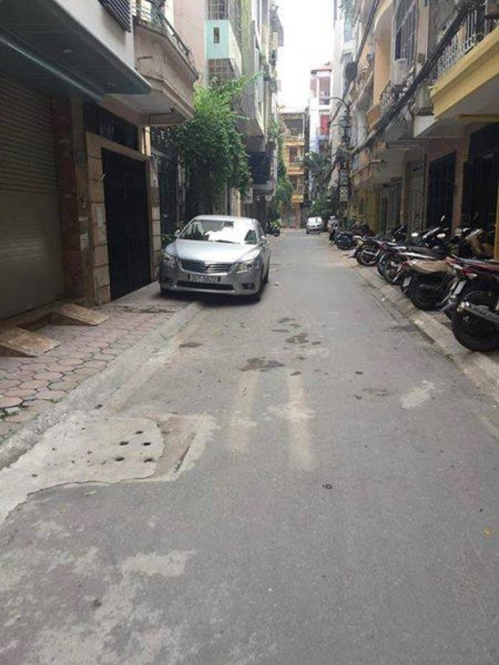 Tôi cần bán nhà phố Ngụy Như Kom Tum DT 46M2 ,5Tầng, MT 5M