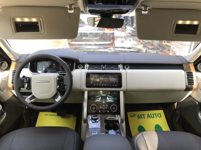 Cần bán xe LandRover Range Rover HSE 3.0 năm sản xuất 2018, màu đen, xe nhập 26