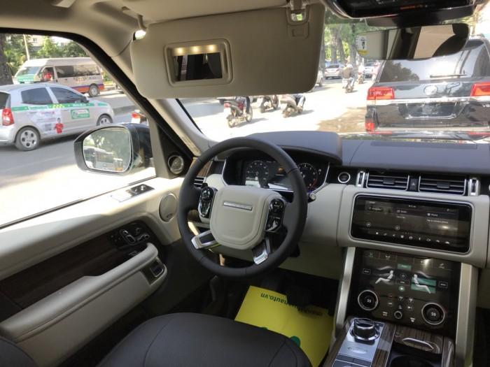 Cần bán xe LandRover Range Rover HSE 3.0 năm sản xuất 2018, màu đen, xe nhập 31