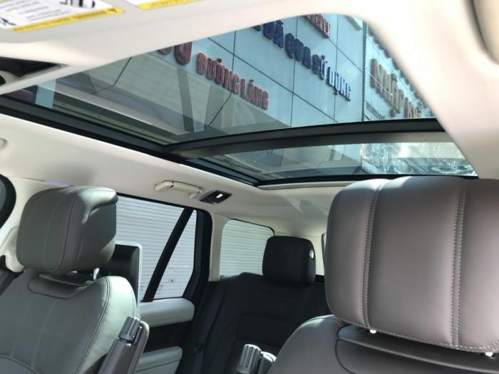 Cần bán xe LandRover Range Rover HSE 3.0 năm sản xuất 2018, màu đen, xe nhập 29