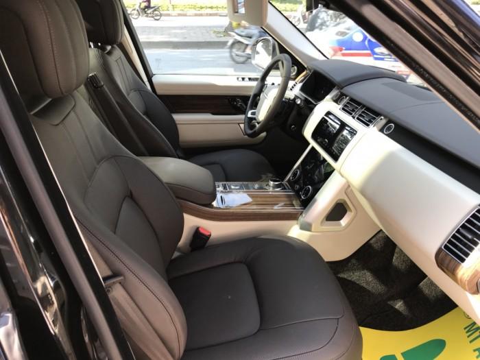 Cần bán xe LandRover Range Rover HSE 3.0 năm sản xuất 2018, màu đen, xe nhập 23