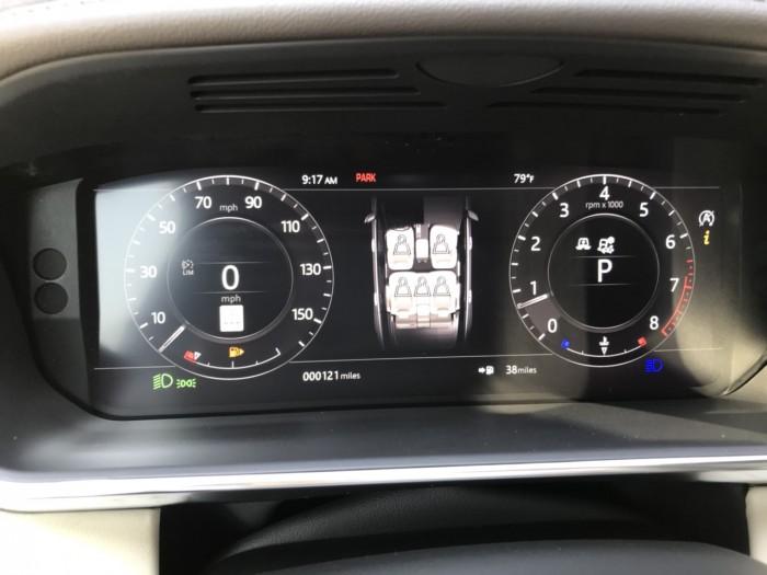 Cần bán xe LandRover Range Rover HSE 3.0 năm sản xuất 2018, màu đen, xe nhập 24