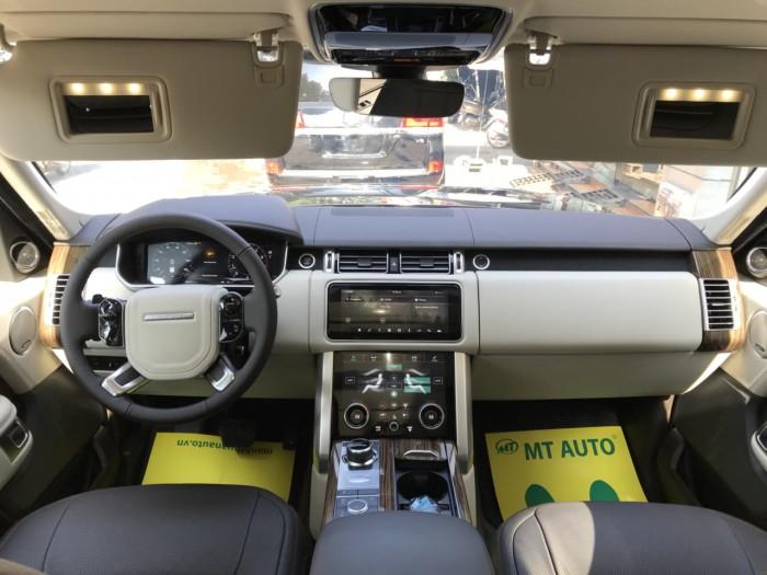 Cần bán xe LandRover Range Rover HSE 3.0 năm sản xuất 2018, màu đen, xe nhập 25