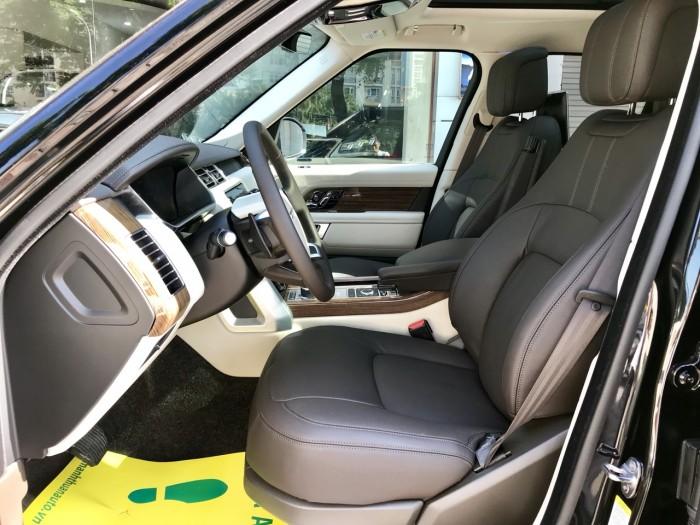 Cần bán xe LandRover Range Rover HSE 3.0 năm sản xuất 2018, màu đen, xe nhập 21
