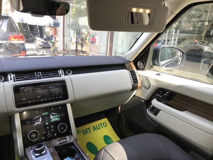 Cần bán xe LandRover Range Rover HSE 3.0 năm sản xuất 2018, màu đen, xe nhập 19