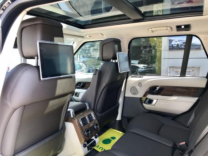 Cần bán xe LandRover Range Rover HSE 3.0 năm sản xuất 2018, màu đen, xe nhập 14