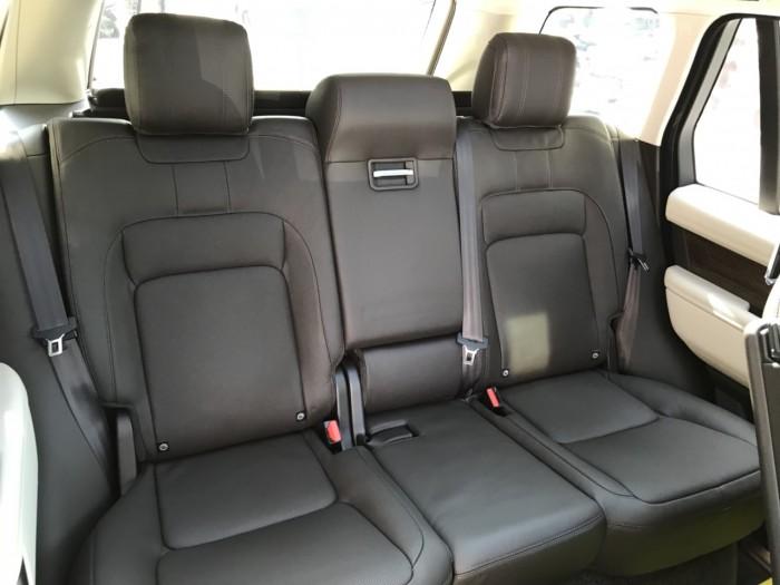 Cần bán xe LandRover Range Rover HSE 3.0 năm sản xuất 2018, màu đen, xe nhập 12
