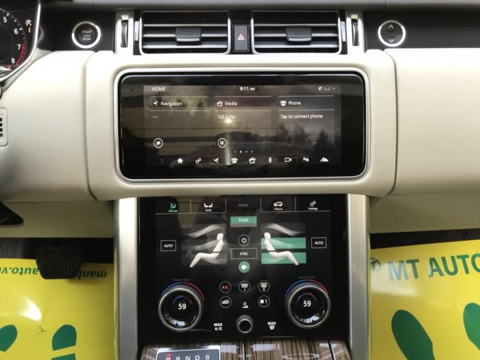 Cần bán xe LandRover Range Rover HSE 3.0 năm sản xuất 2018, màu đen, xe nhập 16