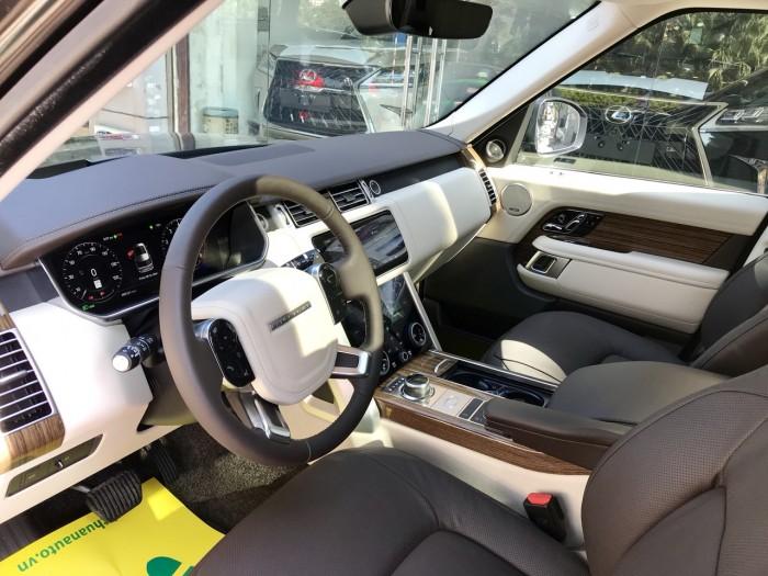 Cần bán xe LandRover Range Rover HSE 3.0 năm sản xuất 2018, màu đen, xe nhập 17