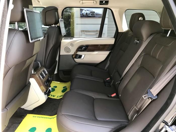 Cần bán xe LandRover Range Rover HSE 3.0 năm sản xuất 2018, màu đen, xe nhập 13