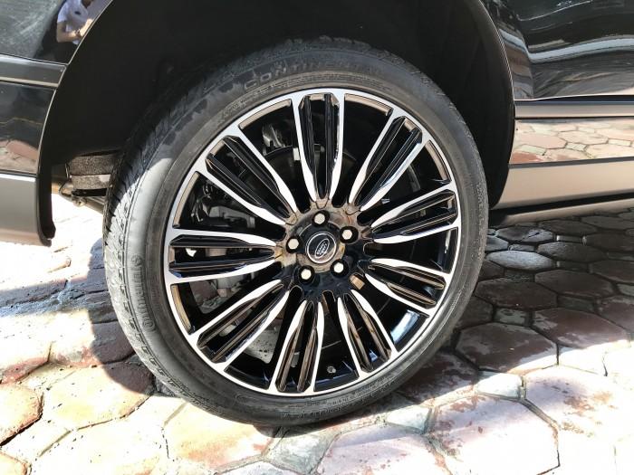 Cần bán xe LandRover Range Rover HSE 3.0 năm sản xuất 2018, màu đen, xe nhập 6