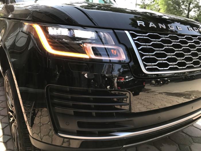 Cần bán xe LandRover Range Rover HSE 3.0 năm sản xuất 2018, màu đen, xe nhập 7