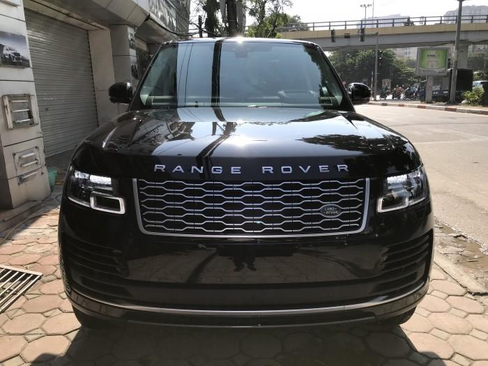 Cần bán xe LandRover Range Rover HSE 3.0 năm sản xuất 2018, màu đen, xe nhập 5
