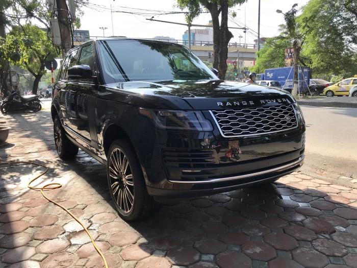 Cần bán xe LandRover Range Rover HSE 3.0 năm sản xuất 2018, màu đen, xe nhập 2