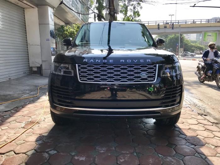 Cần bán xe LandRover Range Rover HSE 3.0 năm sản xuất 2018, màu đen, xe nhập 0