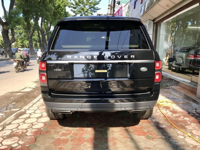Cần bán xe LandRover Range Rover HSE 3.0 năm sản xuất 2018, màu đen, xe nhập 4