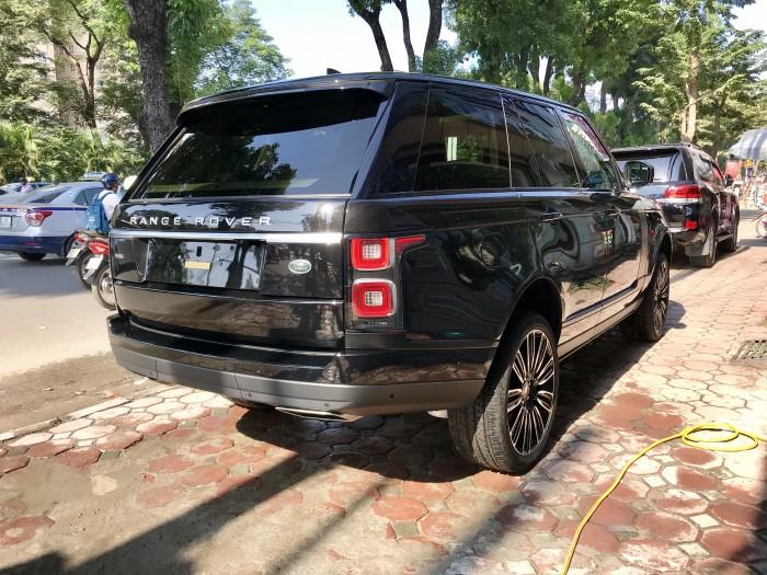 Cần bán xe LandRover Range Rover HSE 3.0 năm sản xuất 2018, màu đen, xe nhập 1