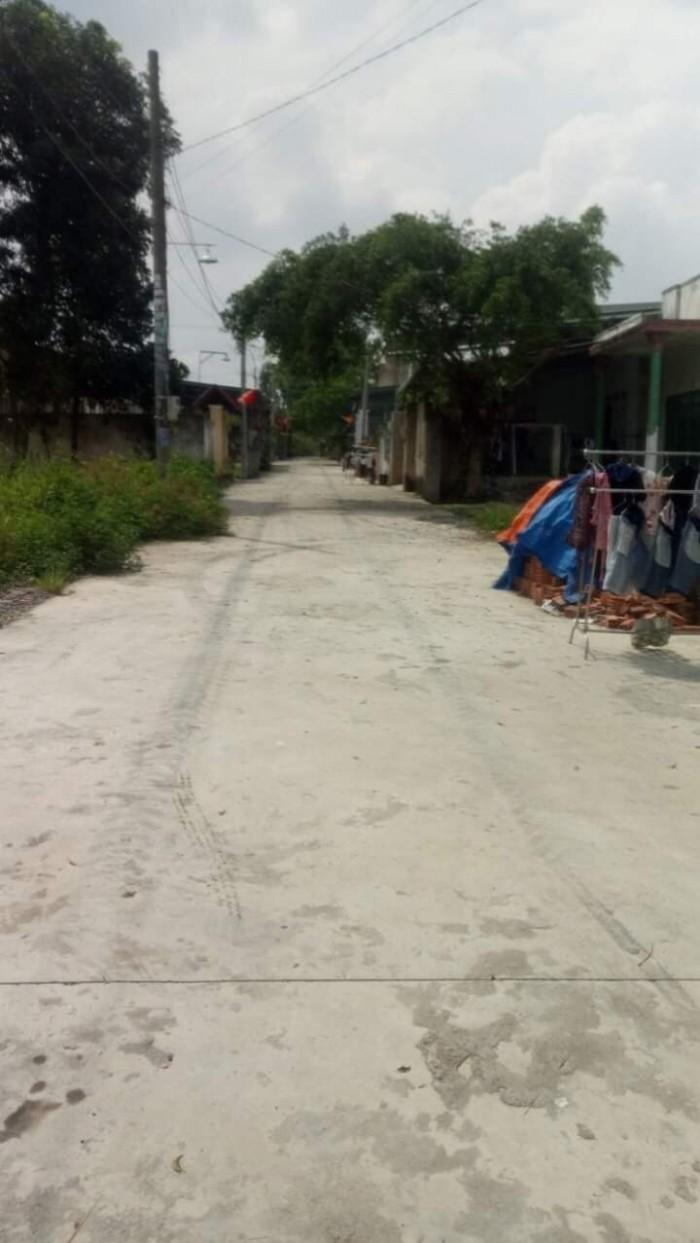 Bán đất đường HT17 gần chợ Hiệp Thành quận 12