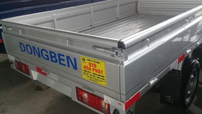 Xe tải Dongben bán trả góp, Dongben 870Kg 1