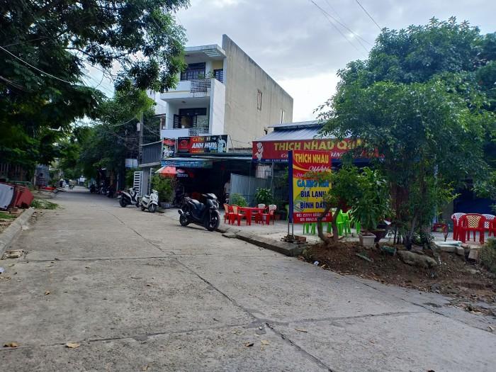 Đất đường Phan Bội Châu, phường Trường An, TP Huế. kiệt ô tô 7,5m, hướng Nam