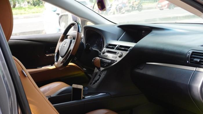 Lexus RX 350 đời 2014, màu xám (ghi), nhập khẩu Mỹ, biển Hà Nội tứ quý cực vip LH: 0982.842838 31
