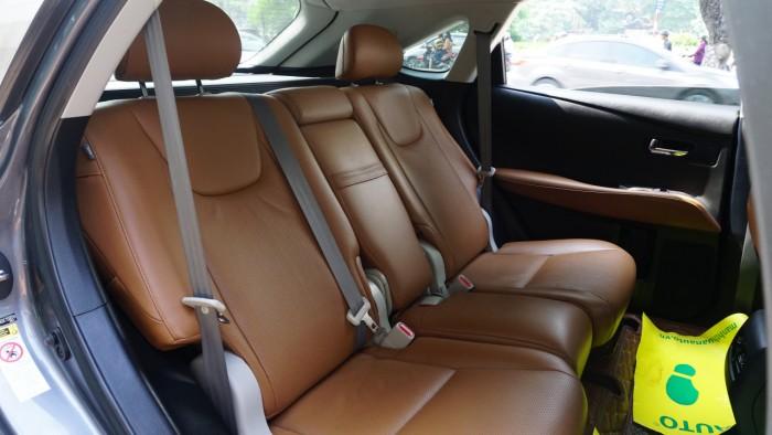 Lexus RX 350 đời 2014, màu xám (ghi), nhập khẩu Mỹ, biển Hà Nội tứ quý cực vip LH: 0982.842838 27