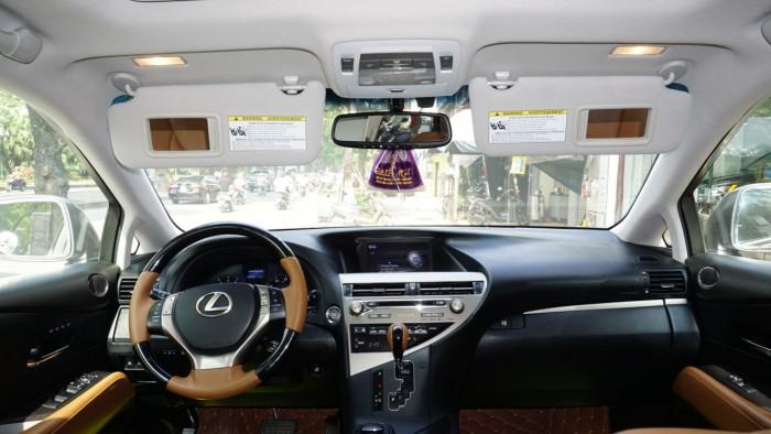 Lexus RX 350 đời 2014, màu xám (ghi), nhập khẩu Mỹ, biển Hà Nội tứ quý cực vip LH: 0982.842838 29