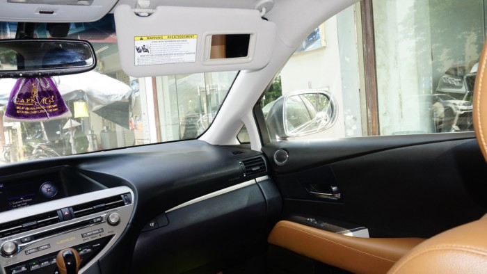 Lexus RX 350 đời 2014, màu xám (ghi), nhập khẩu Mỹ, biển Hà Nội tứ quý cực vip LH: 0982.842838 19